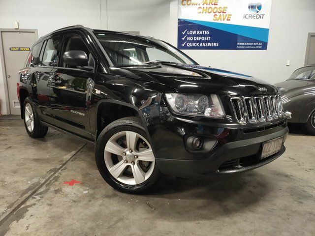 Used Jeep Compass MK MY12 Sport CVT Auto Stick Ashmore, 2012 Jeep Compass MK MY12 Sport CVT Auto Stick 6 Speed Constant Variable Wagon