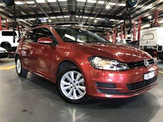 2014 Volkswagen Golf AU MY15 90 TSI Comfortline 7 Speed Auto Direct Shift Hatchback.