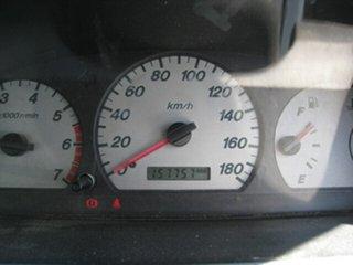 2005 Mazda B2600 Bravo DX White 5 Speed Manual Cab Chassis