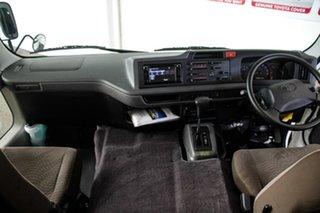 Toyota Coaster French Vanilla Bus