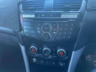 2012 Mazda BT-50 XTR (4x4) Black 6 Speed Manual Dual Cab Utility