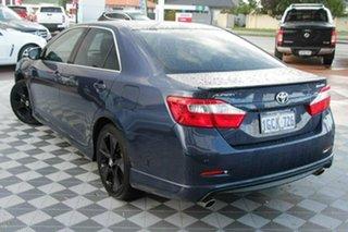 2015 Toyota Aurion GSV50R Sportivo Blue 6 Speed Sports Automatic Sedan.
