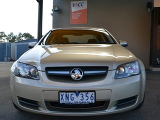 2008 Holden Commodore VE MY09 Omega Gold 4 Speed Automatic Sedan