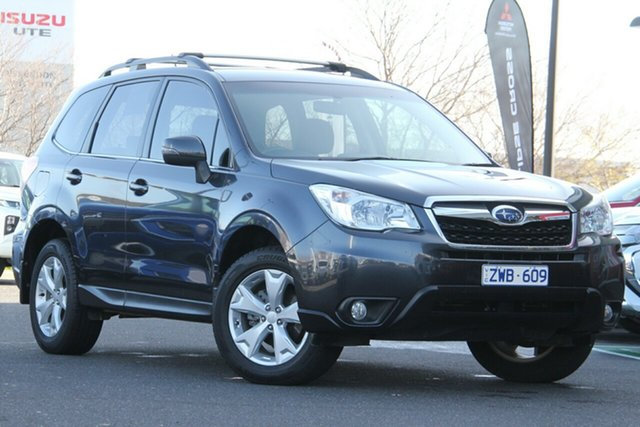 Used Subaru Forester S4 MY13 2.5i-L Lineartronic AWD Essendon Fields, 2013 Subaru Forester S4 MY13 2.5i-L Lineartronic AWD Grey 6 Speed Constant Variable Wagon