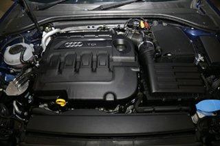 2014 Audi A3 8V Ambition Sportback S Tronic Blue 6 Speed Sports Automatic Dual Clutch Hatchback