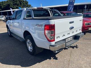 2017 Ford Ranger Frozen White 6 Speed Automatic Utility.