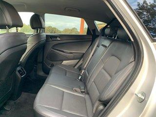 2017 Hyundai Tucson TLE Elite Silver Sports Automatic Wagon