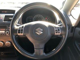 2007 Suzuki SX4 GY 4x4 White 4 Speed Automatic Hatchback