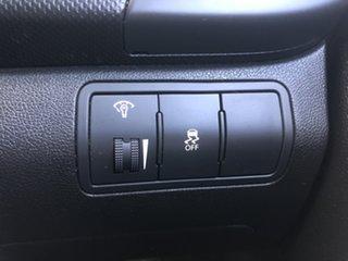 2017 Hyundai Accent RB6 MY18 Sport Lake Silver 6 Speed Sports Automatic Sedan
