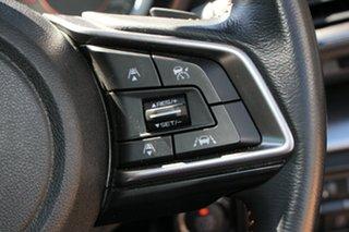 2018 Subaru XV G5X MY18 2.0i Premium Lineartronic AWD Quartz Blue 7 Speed Constant Variable Wagon
