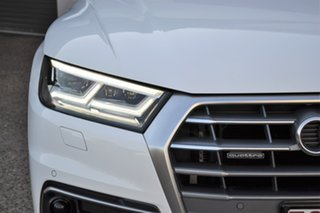 2017 Audi Q5 FY MY17 TDI S Tronic Quattro Ultra Sport White 7 Speed Sports Automatic Dual Clutch.
