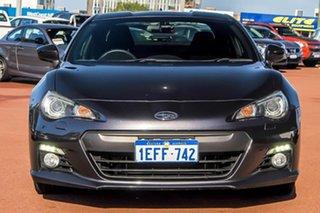 2013 Subaru BRZ Z1 MY13 Grey 6 Speed Manual Coupe