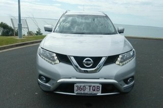 2014 Nissan X-Trail T32 ST-L X-tronic 4WD Silver 7 Speed Constant Variable Wagon