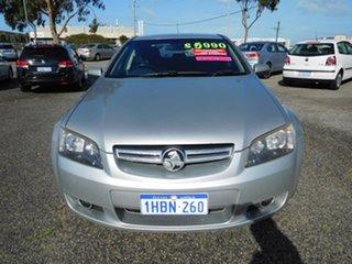 2007 Holden Berlina VE Silver 4 Speed Automatic Sedan.