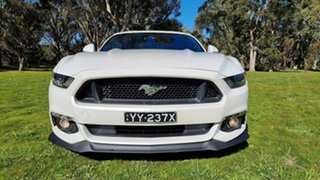 2017 Ford Mustang FM 2017MY GT Fastback SelectShift White 6 Speed Sports Automatic Fastback.