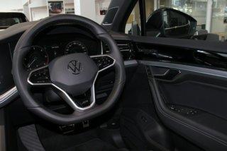 2021 Volkswagen Touareg CR MY21 210TDI Tiptronic 4MOTION R-Line Black 8 Speed Sports Automatic Wagon