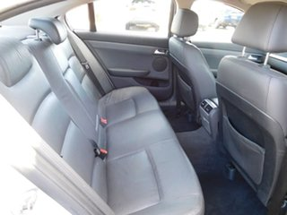 2007 Holden Berlina VE Silver 4 Speed Automatic Sedan