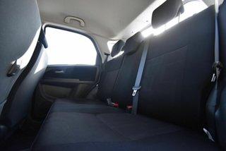 2010 Suzuki SX4 GYA MY10 Silver 6 Speed Constant Variable Hatchback