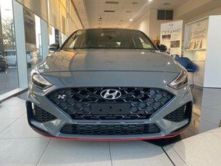 2021 Hyundai i30 Pde.v4 MY22 N D-CT Premium Shadow Grey 8 Speed Sports Automatic Dual Clutch.