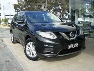 2014 Nissan X-Trail T32 TS (FWD) Continuous Variable Wagon.