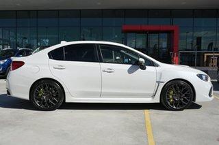 2017 Subaru WRX V1 MY18 STI AWD spec.R White 6 Speed Manual Sedan.