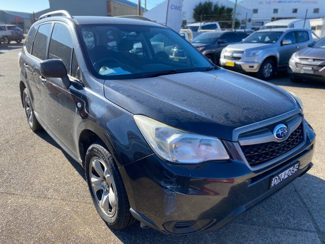Used Subaru Forester S4 MY13 2.5i Lineartronic AWD Wickham, 2013 Subaru Forester S4 MY13 2.5i Lineartronic AWD Grey 6 Speed Constant Variable Wagon