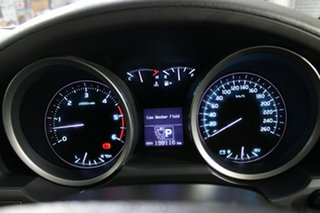 2009 Toyota Landcruiser VDJ200R Sahara White 6 Speed Sports Automatic Wagon