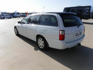 2007 Holden Commodore VZ@VE Executive White 4 Speed Automatic Wagon