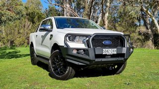 2021 Ford Ranger PX MkIII 2021.2 XLT Arctic White 6 Speed SMD Double Cab Pick Up.