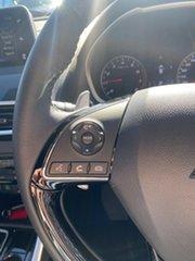 2020 Mitsubishi Eclipse Cross YA MY20 Black Edition 2WD Diamond Red 8 Speed Constant Variable Wagon