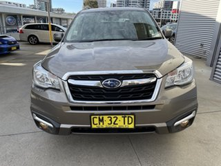 2016 Subaru Forester S4 MY16 2.5i-L CVT AWD Bronze 6 Speed Constant Variable Wagon