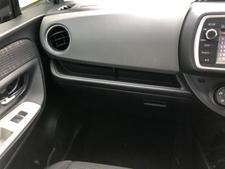 2015 Toyota Yaris NCP131R SX Slate Grey 4 Speed Automatic Hatchback