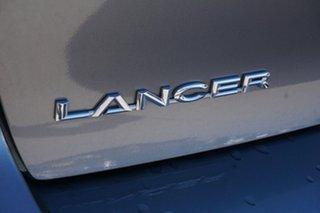 2014 Mitsubishi Lancer CJ MY14 ES Grey 6 Speed Constant Variable Sedan