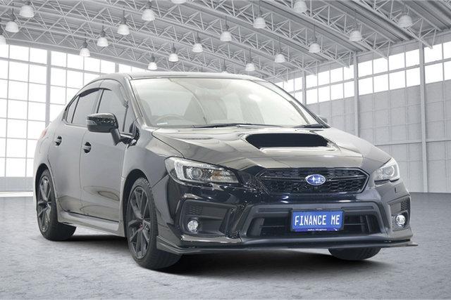 Used Subaru WRX V1 MY19 Premium AWD Victoria Park, 2019 Subaru WRX V1 MY19 Premium AWD Black 6 Speed Manual Sedan