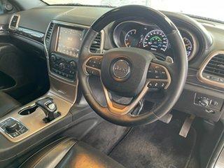 2016 Jeep Grand Cherokee WK MY15 Overland Black 8 Speed Sports Automatic Wagon