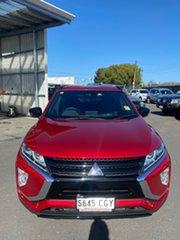 2020 Mitsubishi Eclipse Cross YA MY20 Black Edition 2WD Diamond Red 8 Speed Constant Variable Wagon.