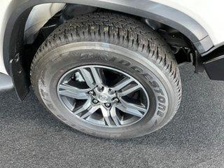 2017 Toyota Fortuner GUN156R GX White 6 Speed Automatic Wagon