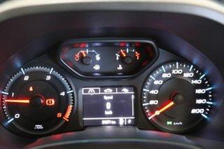 2016 Holden Colorado RG MY16 LS-X Crew Cab Grey 6 Speed Sports Automatic Utility