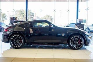 2021 Nissan 370Z Z34 MY20 Nismo Diamond Black 7 Speed Sports Automatic Coupe.