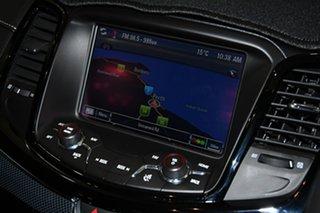 2014 Holden Commodore VF MY15 SV6 Black 6 Speed Sports Automatic Sedan