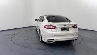 2017 Ford Mondeo MD 2017.50MY Titanium Platinum White 6 Speed Sports Automatic Dual Clutch Hatchback