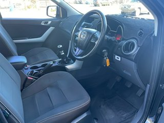 2012 Mazda BT-50 XTR (4x4) Black 6 Speed Manual Dual Cab Utility.