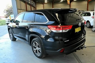 2019 Toyota Kluger GSU55R GX AWD Black 8 Speed Sports Automatic Wagon