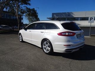 2017 Ford Mondeo MD 2017.50MY Ambiente Frozen White 6 Speed Automatic Wagon.
