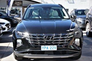 2021 Hyundai Tucson NX4.V1 MY22 Highlander 2WD Phantom Black 6 Speed Automatic Wagon.