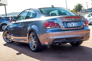 2013 BMW 1 Series E82 LCI MY1112 120i Steptronic Grey 6 Speed Sports Automatic Coupe.