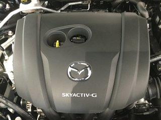 2021 Mazda 3 BP2HL6 G25 SKYACTIV-MT GT Deep Crystal Blue 6 Speed Manual Hatchback