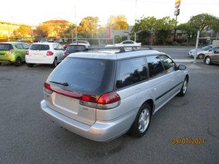 1996 Subaru Liberty GX (AWD) Silver 5 Speed Manual Wagon