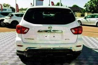 2019 Nissan Pathfinder R52 Series III MY19 ST-L X-tronic 2WD Ivory Pearl 1 Speed Constant Variable