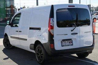 2015 Renault Kangoo F61 Phase II Maxi White 6 Speed Manual Van.